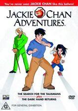 Jackie Chan Adventures (DVD, 2004)
