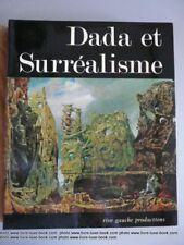 DADA surrealisme Waldberg Sanouillet Lebel rive gauche