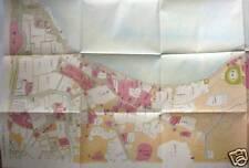 PLANS de TOKYO : XXème Siècle & EDO. QUARTIER CHIBUYA