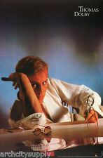 Poster : Music : Thomas Dolby Posed Free Shipping ! #8049 Rp74 Q