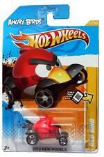 2012 Hot Wheels #47 New Models Angry Bird Red Bird