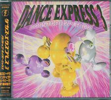 DANCE EXPRESS 3 - NONSTOP HYPER MIX - Japan CD - NEW