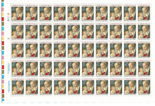 Scott # 2399 ... 25 Cent.....Christmas....Sheet with 50 Stamps