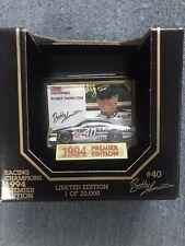 Vintage NASCAR racing champions 1/64 Premiere Bobby Hamilton #40 1994