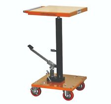 Bolton Tools 220 lb Center Post Hydraulic Lift Table Cart PT-02-1616