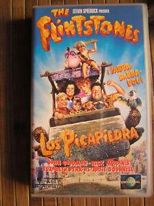 LOS PICAPIEDRA VHS