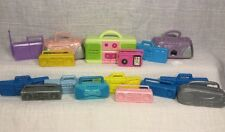 Mattel Barbie Boombox Radio House Accessories Lot One With Sound O67