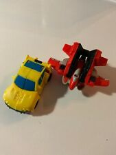 2 X McDonald's Transformers Toy Armada - Starscream/hotshot - 2002 - Happy Meal