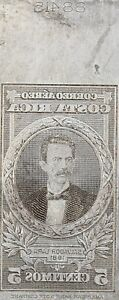 American Bank Note Company: Costa Rica Printing Plate