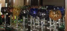 New Listingcolored glassware