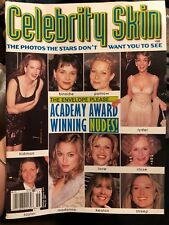 Celebrity Skin Magazine -May 20, 1997:  Kidman, Paltrow, Madonna, Keaton, Streep