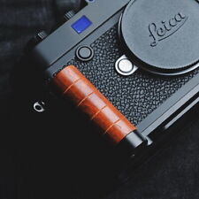 Design For LEICA M10 Wood Hand Grip Quick Release L Plate Bracket