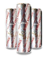 3 Kings hookah charcoal sisha incense 3 rolls ( 30pcs)