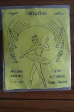 Vintage Mzykine Nylons Size 4
