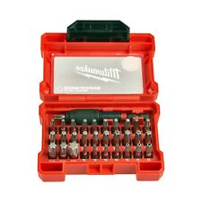 MILWAUKEE | Shockwawe Compact | Punte Avvitatore TORX 32 pezzi + Bit 73mm