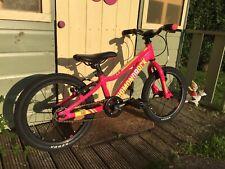"Diamond back Islabike Alloy 16"" Girls 2018 pink Mountain Bike In Great condition"