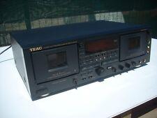 TEAC W-6000R doppia piastra cassette usata