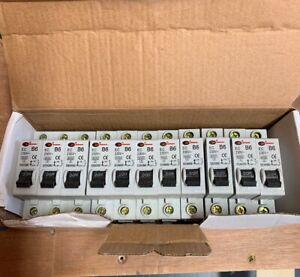 6kA Miniature Circuit Breakers EC-1B06