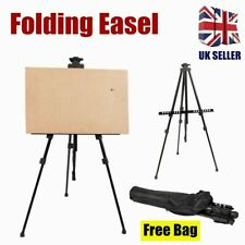 155CM Artist Studio Painting Easel Tripod Display White Board Stand Floor Table