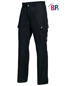 BP Arbeithose Herren Bundhose Workwear Berufsbekleidung schwarz 1477