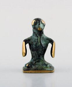 Walter Bosse, Austrian artist and designer (1904-1974) for Herta Baller. Bird