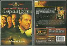 DVD - DESPERATE HOURS avec MICKEY ROURKE, ANTHONY HOPKINS, KELLY LYNCH