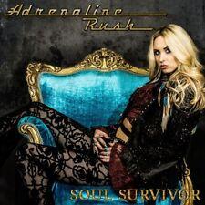 ADRENALINE RUSH - SOUL SURVIVOR   CD NEW!