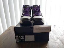 MEN'S  Jordan Flight 9 Max RST Size 13 Black-Purple-White