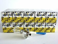 (2,59€/Einheit) 10x NARVA® 24V H3 70W Sockel PK22s Halogen Lampen Lkw Bus