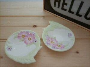 Beautiful ! Vintage Hand Painted Dishes by THORLEY CHINA, England. Free Postage!