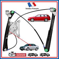Mecanisme de Leve Vitre Avant Gauche Audi A4 rs4 B5 1994-2001 = 8D0837461 900410