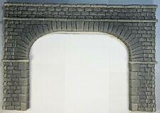 6262 Double Track Tunnel Portal O Scale Cut Stone Block PRP