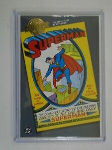 Millennium Edition Superman #1 NM (2000)
