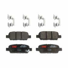 Disc Brake Pad Set-Premium Rear TRW TPC1393