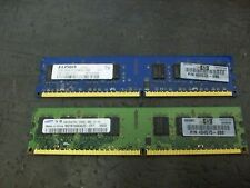 Name Brand DDR2 Desktop Memory (RAM) - 2GB PC2 6400U - 1 STICK - FREE SHIP