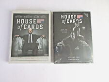 House of Cards: The Complete First and Second Season, NEW