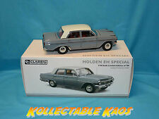1.18 Classic Carlectables Holden EH Special Sedan GUNDAGAI Grey #18405 Only 750