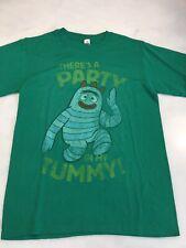 Yo Gabba Gabba Mens T Shirt Size Small Party In My Tummy (6D)
