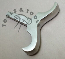 Miniature Forming Stake Double Convex Metal Forming Dapping Great Mirror Finish