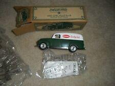 Cornwell  diecast bank 1951 Chevy panel truck, ERTL 1995