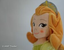 """Disney Store Authentic Sofia the First Princess Amber Plush Girls Toy Doll 13"""""""