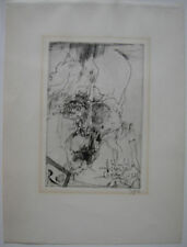 Kunstdrucke mit Radierungs-Janssen Horst