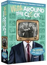 Watch Around The Clock-24 Hours Of Tv (Dvd/Digital Hd/5 Disc)