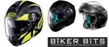 Cascos modulares de motocicleta para conductores, fibra de carbono