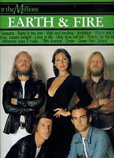 EARTH & FIRE music for the millions HOLLAND EX+ LP  1983