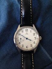 Omega Custom Watch Cal.960 Movement 44mm Blue Hands