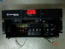 MOTOROLA MSR2000 VHF Radio repeater with 8 Cards exciter receiver  ACTUAL PHOTOS