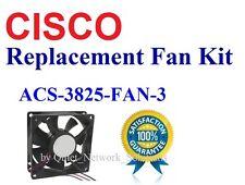 New Cisco 3825 Fan Kit, 1x ACS-3825-FAN-3 Quiet Fan! Satisfaction Guaranteed!