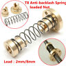 2/8mm T8 Anti-backlash Spring Loaded Nut Screw For 3D Printer Trapezoidal Lead