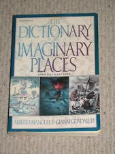 Dictionary of Imaginary Places Expanded Edition Paperback Alberto Manguel 1987